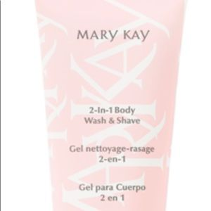 Other - Mary Kay two in one body wash & shave
